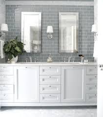 tiles subway tile half wall bathroom marble subway tile bathroom