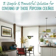 Patch Popcorn Ceiling Video by Best 25 Cover Popcorn Ceiling Ideas On Pinterest Covering