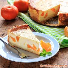 low carb quarkkuchen mit mandarinen käsekuchen rezept ohne