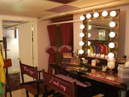 Diy Vanity Desk With Lights by Vanity Table Mirror With Lights Diy Lightsf15 43 Astonishing Wuyizz