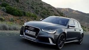 2013 Footage New Audi RS6 Avant