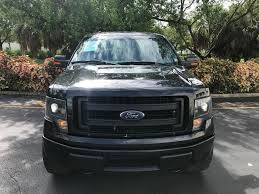2014 Used Ford F-150 4WD SuperCab 145