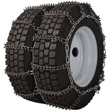 100 4x4 Truck Tires Norse 4931N Dual Triple NonCam 7mm Studded Link Tire Chains Snow