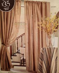Nate Berkus Curtains Burlap by 80 Best Draperies Curtains Images On Pinterest Curtains 2nd