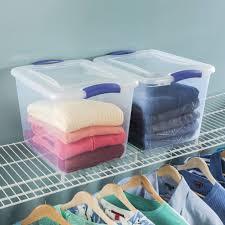 Walmart Sterilite Utility Cabinet by Sterilite 25 Quart Id Box White Available In Case Of 6 Or Single