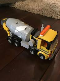100 Lego Cement Truck Find More For Sale At Up To 90 Off