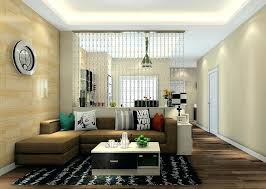 Dividing Wall Between Kitchen And Living Room Idea Of Partition