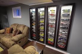 These Bertby Wall Mounted Display Cabinets Are Popular With Diecast Collectors They Were Once Sold At Ikea Until A Recall Caused To Drop Them
