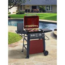 Brinkmann Outdoor Electric Grill by Brinkmann 2 Burner Propane Gas Grill 810 4220 S The Home Depot