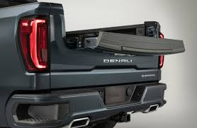 100 Truck Tailgate Step 2019 GMC Sierra MultiPro Info Availability Price GM