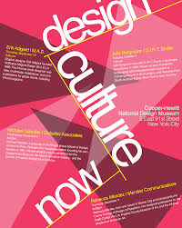Design Culture Now Posters