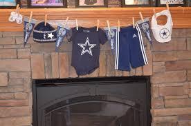 Dallas Cowboys Baby Room Ideas by Dallas Cowboys Clothes Line Baby Shower Pinterest Clothes