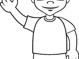 Boy Coloring Pages 2 To Print