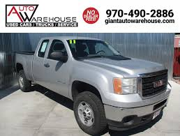 2011 GMC Sierra 2500HD Work Truck | Auto Warehouse Seekins Ford Lincoln Vehicles For Sale In Fairbanks Ak 99701 New 2018 Chevrolet Silverado 1500 Work Truck Regular Cab Pickup 2009 Gmc Sierra Extended 4x4 Stealth Gray Find Used At Law Buick 2011 2500hd Car Test Drive Gmc Sierra 3500hd 4wd Crew 8ft Srw 2015 Used Work Truck At Indi Credit 93687 Youtube 2 Door 2004 3500 Quality Oem Replacement Parts Specs And Prices 2007 Houston 1gtec14c87z5220 Eaton