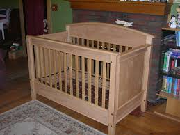 woodworking crib plans oak crib baby pinterest woodworking