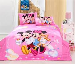 Minnie Mouse Bedroom Set Full Size by Mickeymouse Pink Theme For Kids Bedroom Decor Crave Minnie Mouse