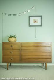 Johnson Carper White Dresser by Mid Century Dresser Kroehler Mid Century Dresser In Disrepair