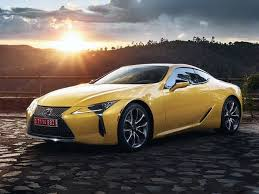 A Lexus LC F Be As Awesome As The Iconic Lexus LFA