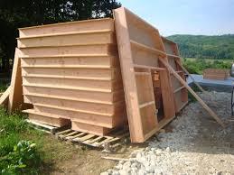 prix maison ossature bois en kit construction