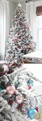 75 Pre Lit Flocked Christmas Tree by Best 20 Flocked Christmas Trees Ideas On Pinterest Artificial