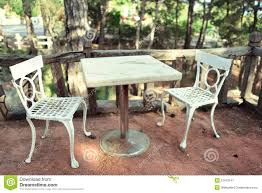 White Table And Chair Stock Image. Image Of Chairs, Deck - 51913141 Forest Rosedene 8 Seater Wooden Garden Table And Chairs Ding Set Buy New Pacific Direct 1020003196 Devana Accent Chair Natural Legs Green Plastic Porch Recling Armchair With High Back The Top Outdoor Patio Fniture Brands Ecofriendly 7piece Wood With Oval Extension Deep Log Other Black Cabana Home Patio Ding Set 5 Piece Cushions Bistro Forest Armchair From Fast Architonic Archiexpo Emagazine For A Gathering 10 Best Garden Benches Ipdent