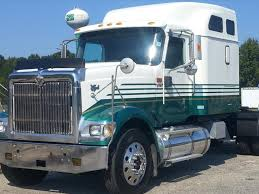 100 Trucks For Sale Nc USED 2007 INTERNATIONAL 9900I EAGLE TANDEM AXLE SLEEPER FOR SALE IN