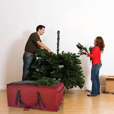 9ft 27m Christmas Tree Storage Bag With Wheels
