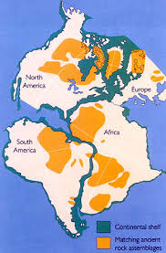 Evidence For Seafloor Spreading Comes From by Evidence Alfred Wegener Building A Case For Continental Drift