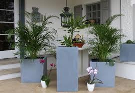 pflanzkübel aus fieberglas polyrattan versandkostenfrei