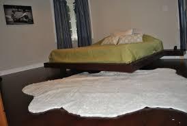 6 X 9 Rug Under Queen Bed
