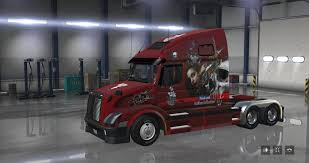 Volvo VNL 670 Big Mama Tattoo Skins Mod - Mod For American Truck ... 10 Funky Ford Tattoos Fordtrucks Just Sinners Semi Truck Trucks And Big Pinterest Semi Amazoncom Large Temporary For Guys Men Boys Teens Cartoon Of An Outlined Rig Truck Cab Royalty Free V On Beth Kennedy Tattoo Archives Suffer Your Vanity Turbocharger Part 2 Diesel Tees Ldon Tattoo Cvention Vector Abstract Creative Tribal Briezy Art Full Of Karma Funny Jokes From Otfjokescom Sofa Autostrach