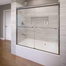 basco bathtub doors bathtubs the home depot