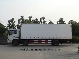 100 Quality Truck Body China High FRP Dry Cargo China Composite Panel