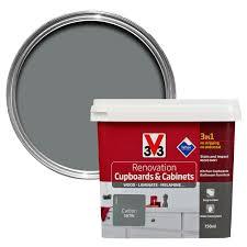 Radiator Cabinets Bq by V33 Renovation Carbon Smooth Satin Kitchen Cupboard U0026 Cabinet