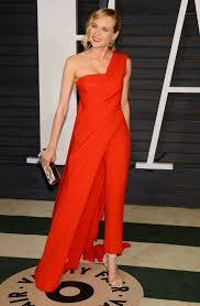 Diane Kruger In Donna Karan Atelier at the 2015 Vanity Fair Oscar