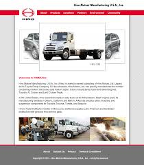 100 Truck Manufacturers Usa Hino Motors Manufacturing USA Inc Competitors Revenue And