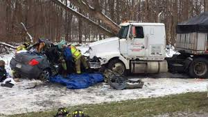 3 Killed In La Porte County Semi Crash Identified; 2nd Triple-fatal ... Five People Killed In I65 Lafayette Crash Cluding Center Grove Truck Accident Causes Indiana Personal Injury Lawyer Distracted Trucker Double Fatal Collision Updated One Collision With Dump Truck Milford News 230801 Crash And Fire Greensburg Youtube 5 Crazy Overturned Accidents Ohio 3 Volving Pickup Semi Newton County Police Flat Tire Leads To Deadly On I70 Thousands Of Pineapples Spill After Train Crashes Into Iteam Trucks Identified I55 Nb At Arsenal Rd Car Semi Shuts Down State Road 37 Cstruction Zone Driver Saw Chicagobound Amtrak Before