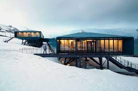 104 Antarctica House The Coolest Architecture On Earth Is In The New York Times