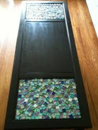 Menards Mosaic Glass Tile by Coffee Table With Glass Mosaic Tile Inlay By Natureinspiredcrafts