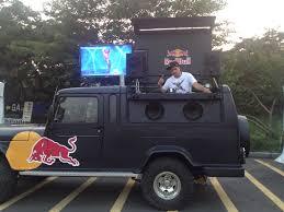 100 Redbull Truck Korea Akadjblaze