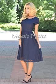 navy floral lace modest dress modest bridesmaids dresses