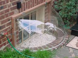 Decorative Outdoor Well Pump Covers by Best 25 Basement Window Well Covers Ideas On Pinterest Egress