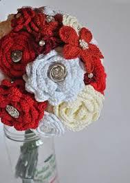 Free crochet flower patterns for do it yourself wedding