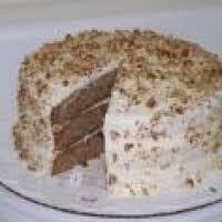 Paula Deens Banana Nut Cake With Cream Cheese Frosting Recipe