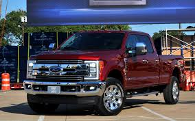 100 Super Duty Truck Revolutionary New Generation Ford S The Car Guide