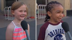 Jimmy Fallon I Ate Your Halloween Candy by Kids Tell Jimmy Kimmel How They Feel About President Elect Trump