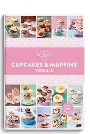 cupcakes und muffins a z dr oetker verlag