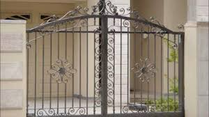 40 Creative GATE Ideas 2017 - Amazing Gate Home Design Part.3 ... Iron Gate Designs For Homes Home Design Emejing Sliding Pictures Decorating House Wood Sizes Contemporary And Ews Latest Pipe Myfavoriteadachecom Modern Models Concepts Ideas Building Plans 100 Wall Compound And Fence Front Door Styles Driveway Gates Decor Extraordinary Wooden For The Pinterest Design Of Geflintecom Choice Of Gate Designs Private House Garage Interior