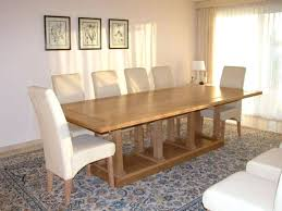 10 Seat Dining Room Set Table Person Size For X Round With