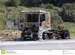 100 Burnt Truck Truck Stock Photo Image Of Rusty Iron Accident 19139088